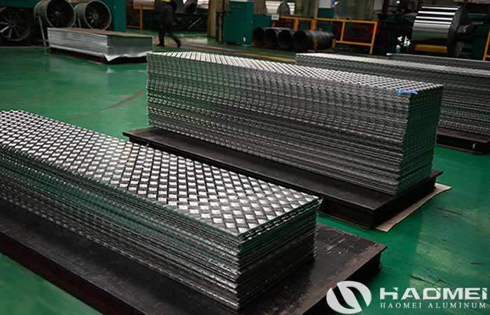 aluminum tread plate price